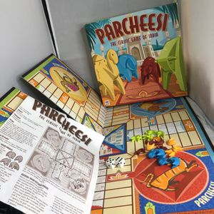 Parcheesi Board Game for Sale in Englewood, NJ