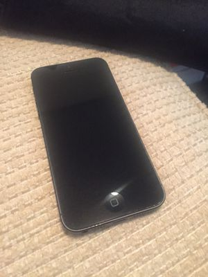 32gb Unlocked iPhone 5 for Sale in Austin, TX