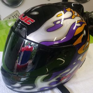 2 motorcycle helmets available both excellent condition $120 each for Sale in Morton Grove, IL