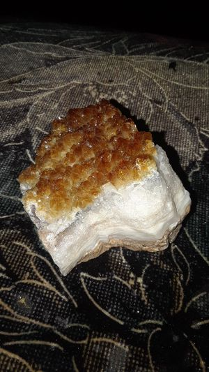 Citrine geode for Sale in Pittsburg, CA