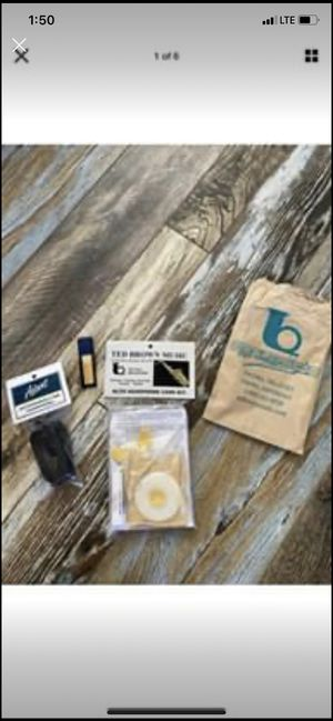 Ted Brown Aalto Saxophone Care kit for Sale in Pasco, WA