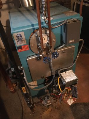 Natural gas water heater & heater furnace for Sale in Lancaster, PA