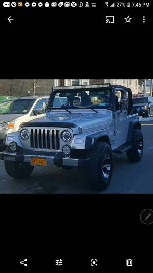 Jeep Wrangler 2003 for Sale in The Bronx, NY
