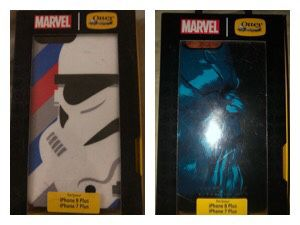 OtterBox Symmetry Series STAR WARS AVENGERS iPhone 7/8 plus for Sale in Owensboro, KY