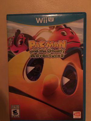 Nintendo Wii U Pac-Man for Sale in Visalia, CA