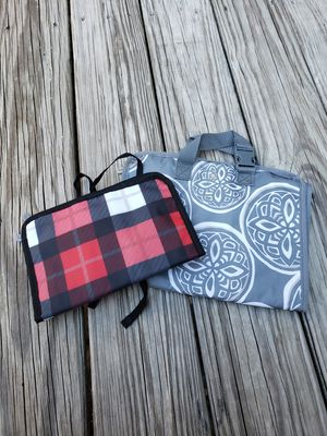 Two Travel Totes by Thirty-One for Sale in Cary, NC