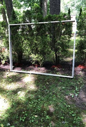 FREE - Sliding glass door frame and doors - FREE for Sale in Cleveland, OH