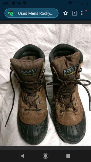 Mens working boots for Sale in Cincinnati, OH