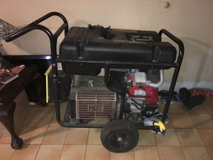 26,250 Surge Watts GENERATOR- 33 HP [Enough Power To Run Central AC & EVERYTHING ELSE IN A HOUSE] (Generator Starts Up Fine, Not Producing Electric W for Sale in Miami, FL