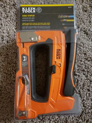 Klein Tools Cable Stapler for Sale in Fullerton, CA