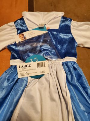 Brand New Bell Beauty and the beast Costume for Sale in Huntington Park, CA