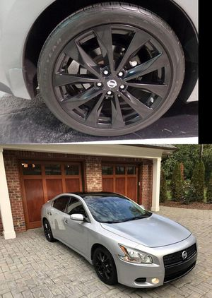 2009 Maxima Price$14OO for Sale in Baltimore, MD
