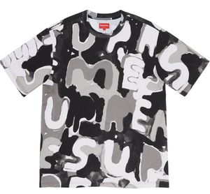 Supreme painted logo tee for Sale in Columbus, OH