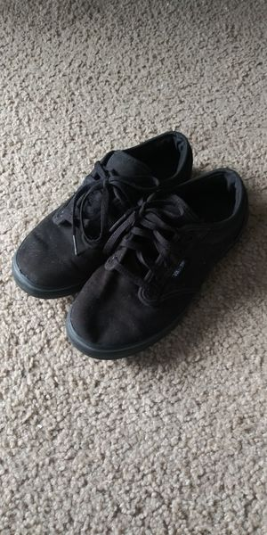 Vans size 7 women for Sale in Dallas, TX