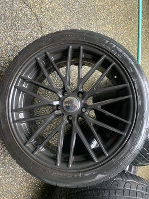 5x112 MSR wheels and tires for Sale in Carnation, WA