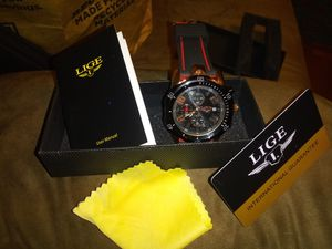 LIGE luxury watch for Sale in Longview, TX