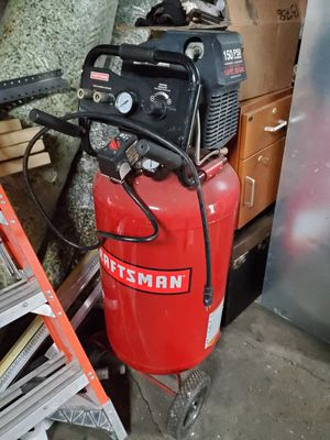 Air compressor and 10pc air tool kit for Sale in Chicago, IL