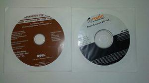 Roxio Creator DE 10.2 + windows vists for Sale in Goodlettsville, TN