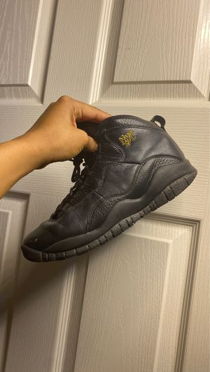 Jordan 10s NYC for Sale in Sacramento, CA