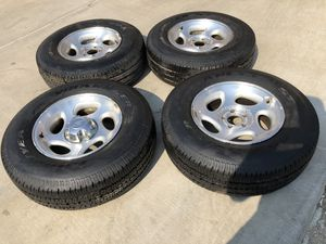 Ford ranger wheels. for Sale in Skokie, IL