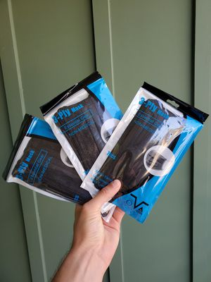 Face Mask Black Color for Sale in Lewisville, TX