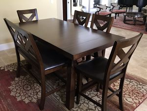 Dining table and chairs for Sale in Naples, FL