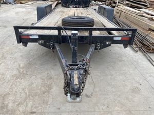IPIPM Utility trailer 2016 15' x 6' for Sale in Los Angeles, CA