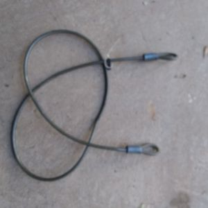 7 Ft Heavy Duty Cable for Sale in Lawrenceville, GA