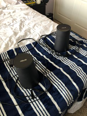 Asus OnHub AC1900 selling two for Sale in Maricopa, AZ