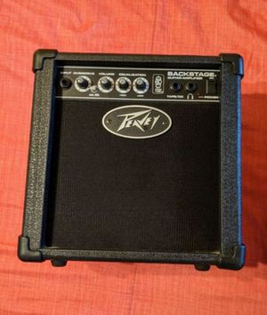 Peavy Backstage 10-watt Combo Amp for Sale in Miami, FL