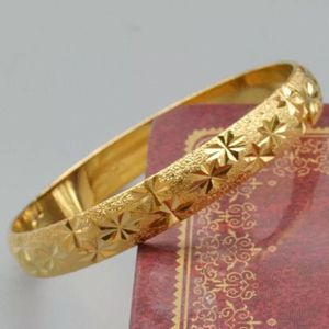 "18k gold filled 18k stamped 8"" bangle bracelet jewelry for Sale in Silver Spring, MD"