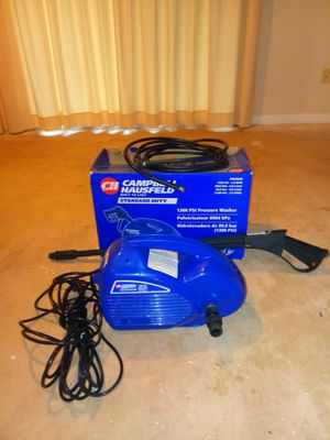 Pressure Washer for Sale in Centreville, VA