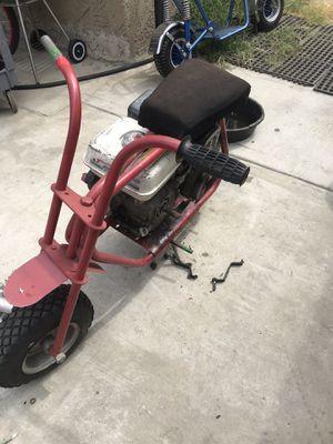 Minibike cat 250 not running $225 for Sale in Pico Rivera, CA