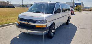 2014 Chevy Express 3500 15-Passanger Van 97-k. for Sale in Arlington, TX