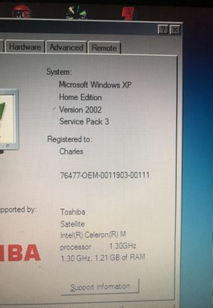 Toshiba HP Laptop for Sale in The Bronx, NY