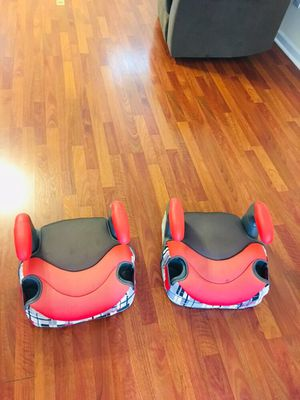 Evenflo twin booster car seats for Sale in Morrisville, NC