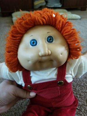 Red haired Cabbage Patch doll (1985) for Sale in Philadelphia, PA