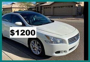 Price$1200 Nissan Maxima for Sale in Richmond, VA