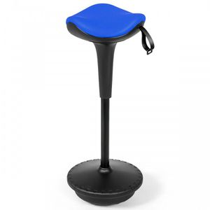 Adjustable Swivel Sitting Balance Wobble Stool Standing Desk Chair for Sale in Fresno, CA