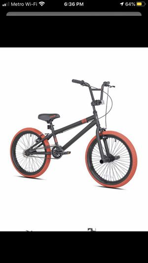 "Kent 20"" Dread Boy's BMX Bike , Black/Red, New for Sale in North Miami, FL"