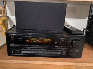 Pioneer Audio/Video Stereo Receiver for Sale in Vancouver, WA