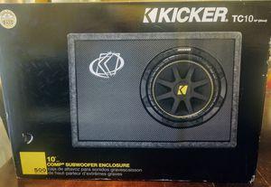 Kicker TC10 500 watts for Sale in Garden Grove, CA