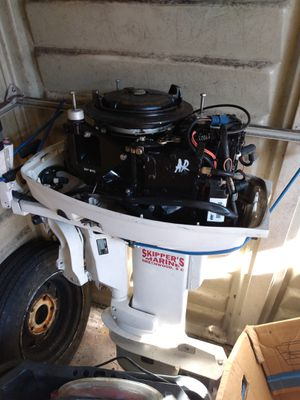 25hp Johnson outboard for Sale in Norfolk, VA