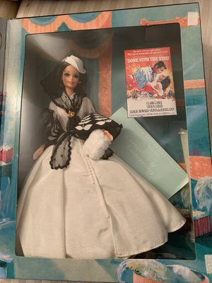Gone with the wind Barbie as Scarlet for Sale in Warwick, RI