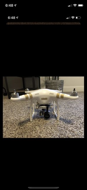 Phantom three professional drone for Sale in Fresno, CA