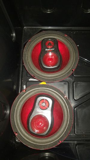 """Roadmaster 6.5"""" 3-way audio speakers for Sale in Joint Base Lewis-McChord, WA"""