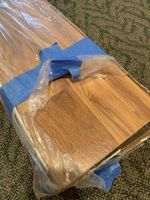 Pergo wood laminate flooring for Sale in Arlington, VA