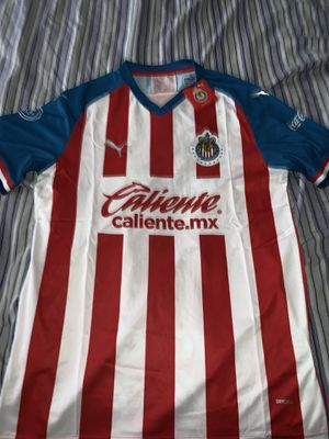 Chivas jersey brand new with tags size is xl for Sale in Perris, CA