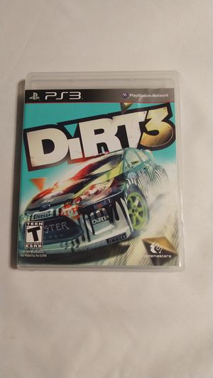 PS3 - Dirt 3 for Sale in Portland, OR