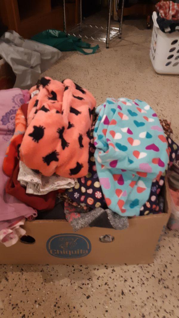 Full box girls clothing